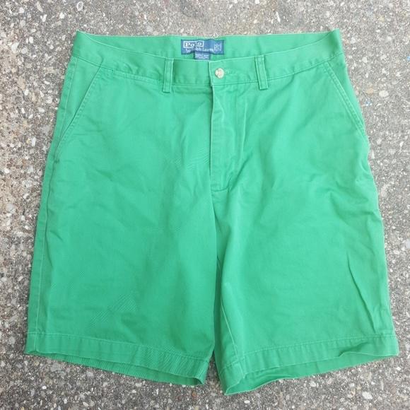 33 Ralph Prospect Shorts Lauren Green Polo UpqSzMV